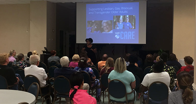 Grace Ridge committed to creating inclusive community for LGBT seniors