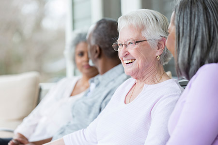 How Socialization and Community Helps Caregivers and People With Dementia